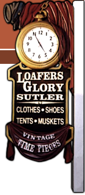 Loafers Glory Sutler